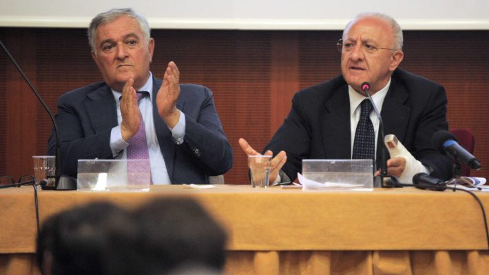 """Nomine Asl, D'Anna (Ala-Sc) """"Governatore De Luca azzeri tutto e si attenga a selezioni concorsuali e meritocratiche"""""""