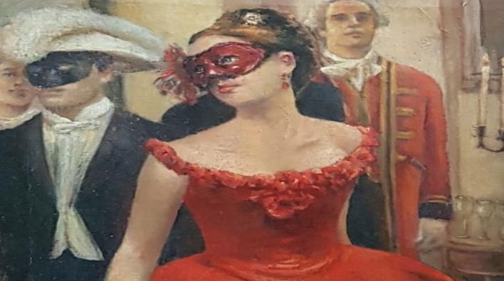 Il ballo in maschera